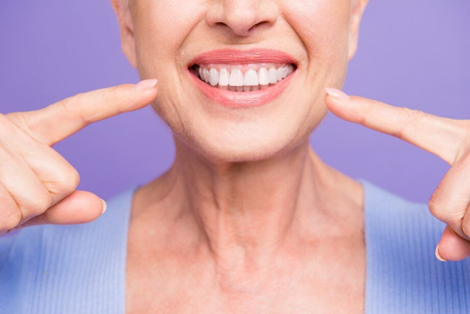 getting teeth